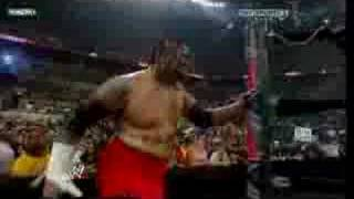 Umaga Gets Drafted T0 SmackDown