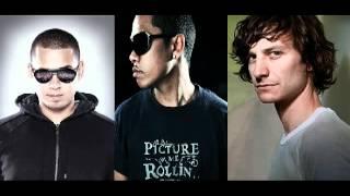 Afrojack & Chuckie ft Gotye - Sendin' Somebody to Mutfakta (DJ PPK Triple Mashup)