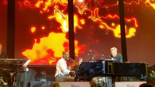 Michael Jackson Rock With You - cover- Brian McKnight  Singjazz 2017