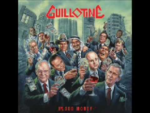 Dielive de Guillotine Letra y Video