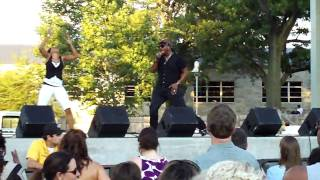 "MC Hammer LIVE! ""Turn This Mutha Out"" (Indiana State Fair 8.20.09)"