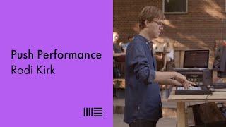 """Rodi Kirk Push 1 Performance: """"Underwater"""""""