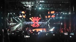 MEGALAND 2015 - Salitre Magico - Live Stage - SILVESTRE DANGOND