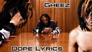 Gheez - Dope Lyrics ( Official Music Video ) | First Media TV