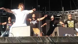 One Love Festival 2017: Spawnbreezie- Haka