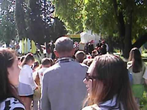 Teresva, Ukraine–Nazi Germany Defeat Celebration!!!