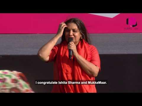 Shabana Azmi for MukkaMaar