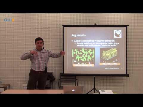 """RetroMadrid 2017 - Conferencia: """"IsoUnity: Recreación de juegos isométricos con tecnología actual"""""""