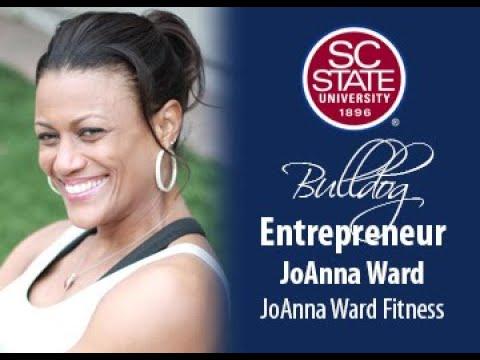"SC State Celebrates ""Bulldog Entrepreneur�—JoAnna Ward"