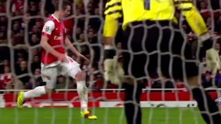 Top 5 Van Persie Goals for Arsenal