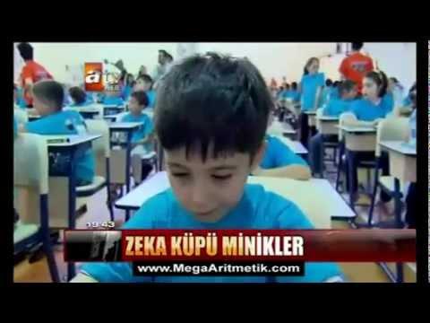 MEGA MENTAL ARİTMETİK OYUNLARI 08/09/2012 ANKARA
