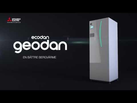 Geodan - en bättre bergvärme