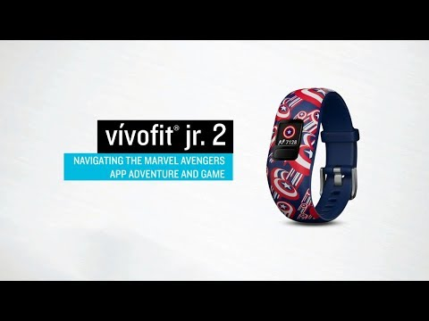 Garmin vívofit jr. 2: Navigating the Marvel Avengers App Adventure and Game
