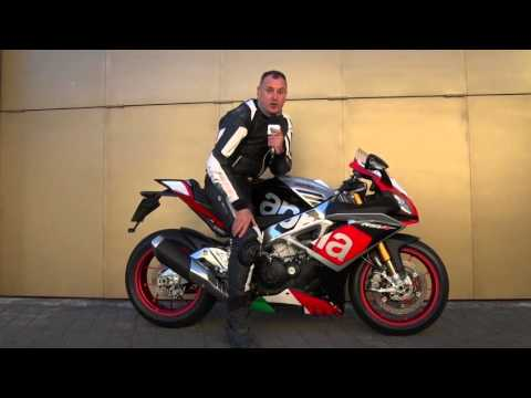 Motosx1000 : Test Aprilia RSV4 RF 2016