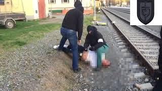 Policie ČR: Zadržení nebezpečného muže chrudimskou pořádkovou jednotkou