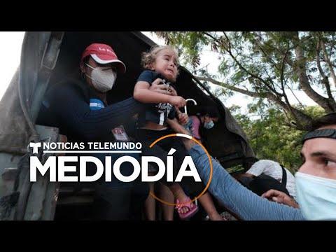 Honduras sigue rescatando a personas afectadas por Eta | Noticias Telemundo
