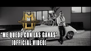 Tito El Bambino - Me Quede Con Las Ganas (Official Video)