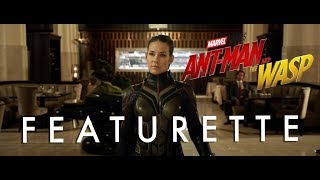"Marvel Studios' Ant-Man and The Wasp | ""It's Takes Two"" Featurette"