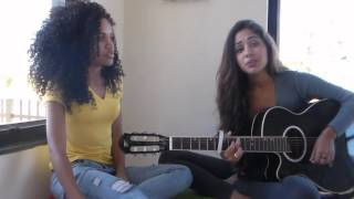 Izabelle santana ft Raquel murielli - (cover)Me ajude a melhorar - Eli soares