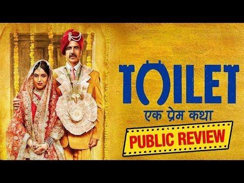 Toilet: Ek Prem Katha Movie Full Public Review | Akshay Kumar | Bhumi Pednekar