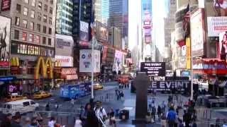 Un jour j'irais à New York avec toi...