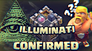 ILLUMINATI CLAN CONFIRMED IN CLASH OF CLANS