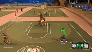 NBA 2k17  Hoop Mixtape #1