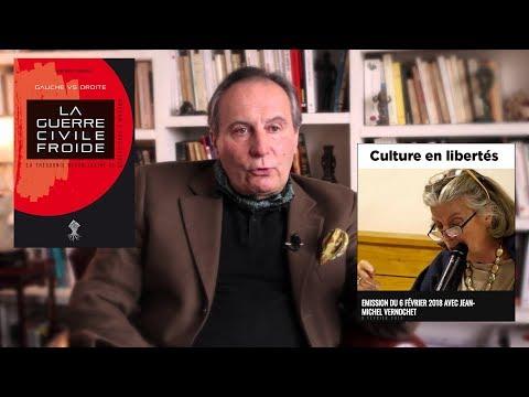 Nouvel Ordre Mondial - Culture en libertés (Radio Libertés) avec Jean-Michel Vernochet (émission du 6 février 2018)