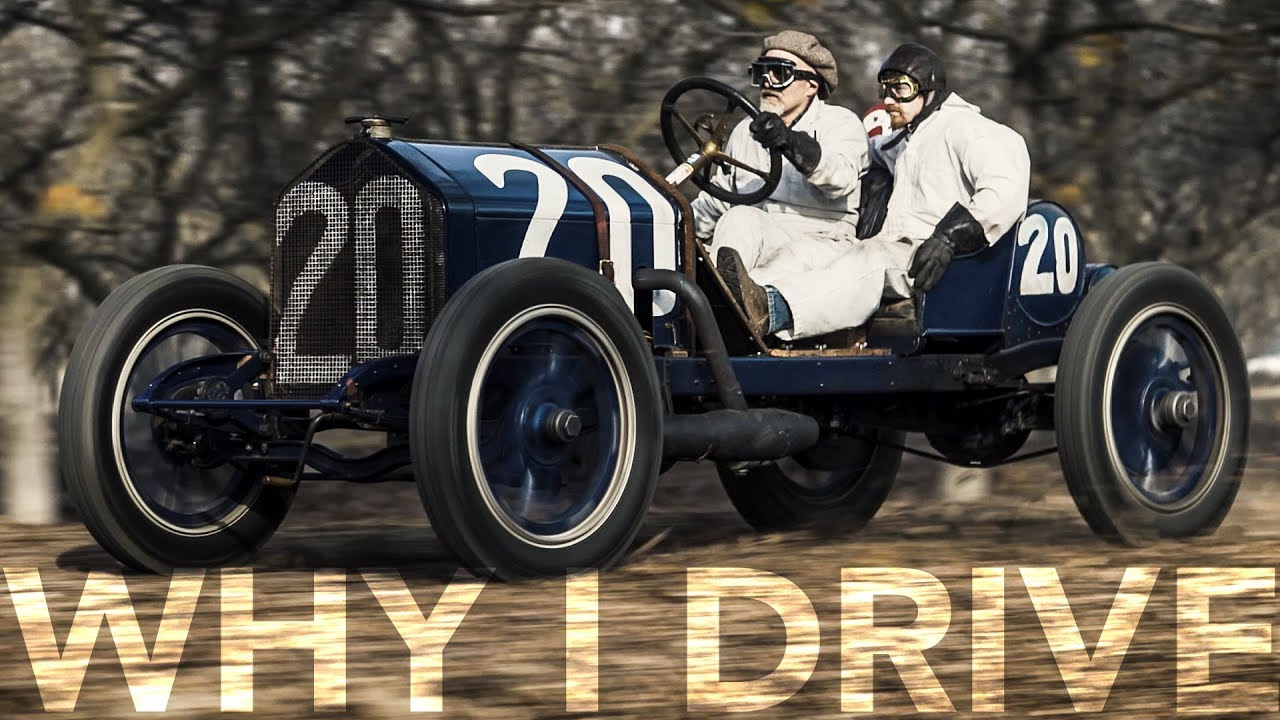 Century-old race cars make motorsport history irresistibly real