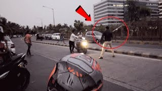 Why Mumbai Police Beating Bikers | Squid