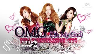GIRLS' GENERATION-TTS_OMG (Oh My God)_Music Video