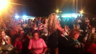 "MARIA LISBOA - FESTA ALTER DO CHAO "" LAGRIMA"""