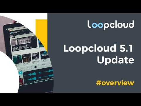 Loopcloud 5.1   Find Inspiration Faster