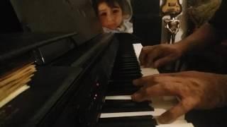 Frente a frente • Jeanette • Instrumental • (E. Anguiano, Piano)