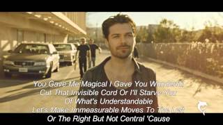 Biffy Clyro-Biblical Lyrics