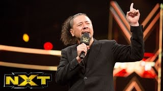 Shinsuke Nakamura says goodbye to the NXT Universe: WWE NXT, April 12, 2017