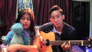 Hanna Haloho ft. Andre Philips - Let It Be (The Beatles Acoustic Cover)