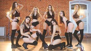SAINt JHN–Roses|Twerk choreo by Indica with students