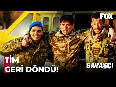 Kılıç Timi, Sağ Salim Yuvaya Döndü - Savaşçı 64. Bölüm