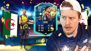 THE CHEAP BEN YEDDER?! 92 TEAM OF THE SEASON ATAL PLAYER REVIEW! FIFA 20 Ultimate Team