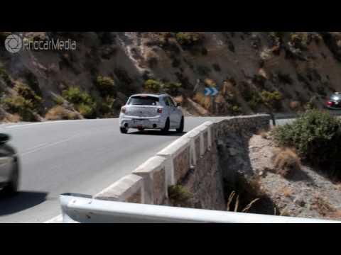 Vídeo espía del nuevo Suzuki Swift Sport