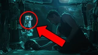 Avengers 4: EndGame Official Trailer Everything You Missed That Will Shock You