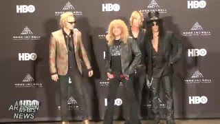 GUNS N' ROSES REUNION IN FULL SWING AS SLASH AND DUFF ARE BACK?