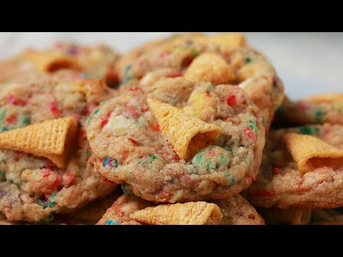 Unicorn Cookies By Our Facebook Cookie Contest Winner ? Tasty