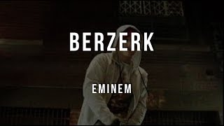 Eminem - Berzerk (Lyrics) New Single 2013