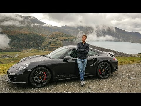Porsche 911 Turbo Driven: Here's why it's the best 911! [Sub ENG]