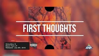 ScHoolboy Q - Blank Face LP Album Review/First Impressions | First Thoughts
