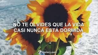 -Flores Amarillas, Floricienta [Letra]