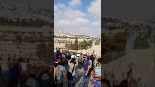 Holyland 0ct 2017 tour -Jerusalem