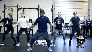 DJ FLEX - Kpuu Kpa | Osée Clovis Choreography